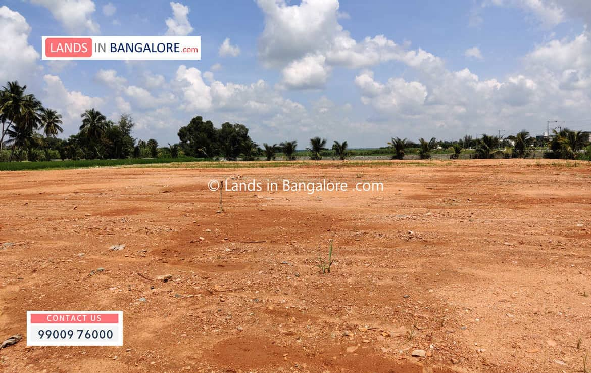6 Acres Land for sale in Harohalli