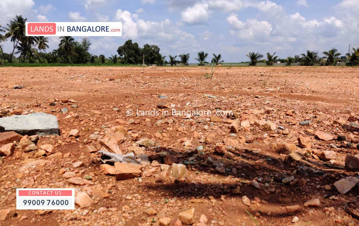 Agricultural land for sale in Harohalli
