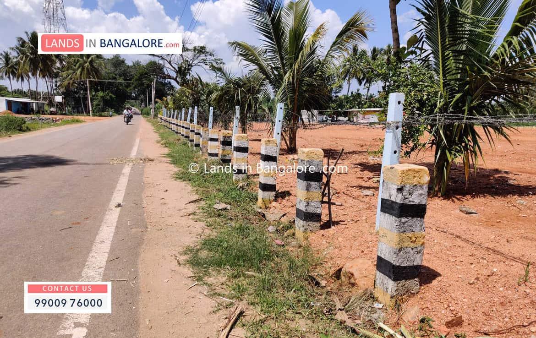 Farm land for sale in Harohalli
