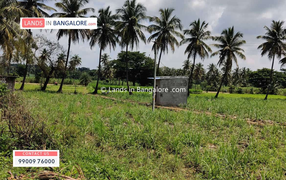 Land for sale in Harohalli